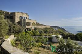 Unique stone house for sale in Tinos island