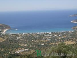 Land for sale in Sifnos island
