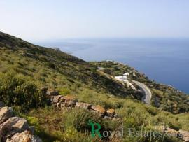 Plot for sale in Sifnos